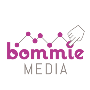 Bommie Media Social Media (white)