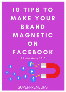 10 tips to make your BRAND magnetic on Facebook