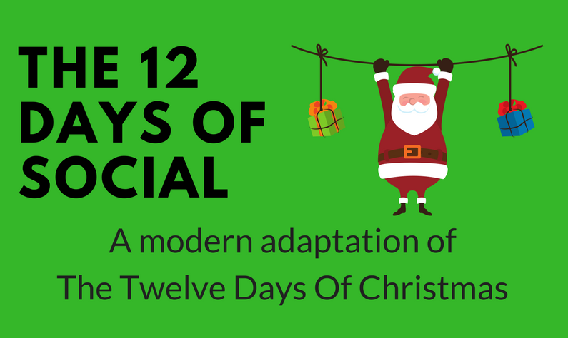 The 12 Days of Social